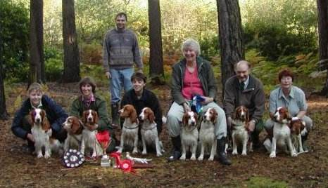 The group of winnersPhotos by Mrs J Revill